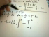 Integration By Parts: Definite Integral
