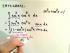 Trigonometric Integrals: Part 1 of 6
