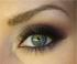 Hayden's Golden Globe Makeup Look: Smoky Eye & MAC