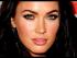 Megan Fox: Dramatic Eyeliner