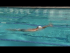 How to Flip-Turn When Swimming the Backstroke