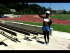 Stadium Hops & Lunges: Hurdle Agility Drills