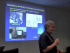 Ron Greeley: Surface modifications by winds on Earth, Mars, Venus, and Titan