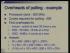 Input / Output Subsystem: I/O Operations