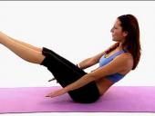 Pilates Routine with Sara Richardson