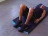 Model Fitness: David's Abs Routine