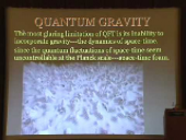 David Gross: The Coming Revolutions in Theoretical Physics (2007)