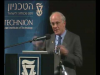 Prof. David Gross - The Future of Physics. Israel Institute of Technology (2009)