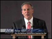 Peter Schiff: Why the Meltdown Should Have Surprised No One (2009)
