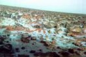 Snow Falls on Mars (National Geographic)