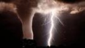 Tornadoes, Lightning in Rare Video (National Geographic)