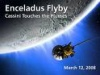 Saturn Moon Flyby Coming Monday (National Geographic)