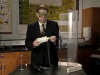 Exothermic Reaction of burning alcohol vapor