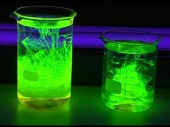 Fluorescence of Various Materials