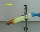 Copper and Sulfur Reaction