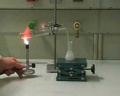 Reduction of Copper Oxide with Coal