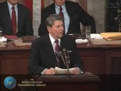 President Reagan's State of the Union Speech - 1/25/88