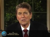 Reagan's Address to the Nation on the Meetings With Gorbachev in Iceland (October 13, 1986)