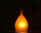 Burning red Phosphorus