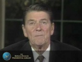 Reagan's Address to the Nation: the Upcoming Soviet-USA Summit Meeting in Geneva (Nov 1985)