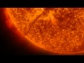 Astronomy Picture of the Day: A Huge Solar Filament Erupts (2010)