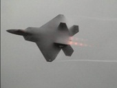 F-22 Maneuverability Demonstration