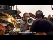 George W. Bush: 9/11 Bullhorn Speech