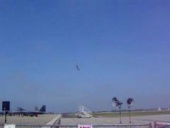F-22 Raptor Takeoff at Nearly 0-airspeed