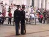 Changing of the Guard- Arlington National Cemetary