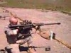 50 Cal Barrett Sniper Rifle- Kneeling