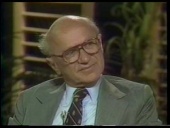 Milton Friedman on Donahue, about