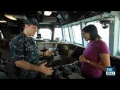 Lethal Navy 'Lego' Ship (2011)