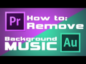 How to Remove Background Music using Adobe Audition