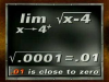 Calculus: General Limit Rule