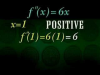 Calculus: Second Derivative Test for Local Extrema