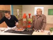 Homemade Napoletana Pizza