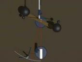 Cavendish Experiment Apparatus