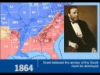 Civil War Map (1861-1865)