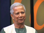 Muhammad Yunus: Profit, Globalization, Leadership (2/6)