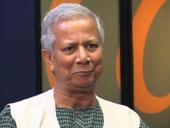 Muhammad Yunus: Insurance, Partners and Outside Money (3/6)