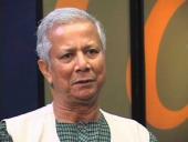 Muhammad Yunus: Yogurt, Scalability and Social Business (4/6)