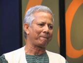Muhammad Yunus: Early Success, Today's Needy and Education (5/6)