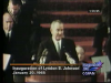 President Lyndon Johnson 1965 Inaugural Address