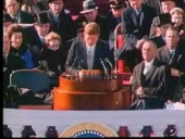 John F. Kennedy 1961 Inaugural Address, Part 2