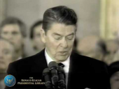 Ronald Reagan 1985 2nd Inaugural Address