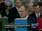 George H. W. Bush 1993 Inaugural Address