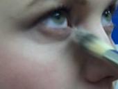 Sephora's Goes Glam & Green: Natural Smoky Eye